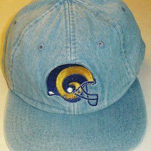 Los Angeles Rams 90s Vintage New Era Strapback hat